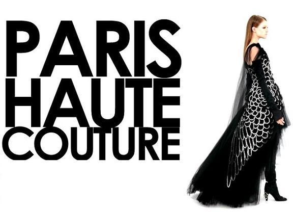 paris haute couture 3-8 Luglio 2016