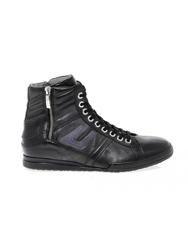 huge discount b87b3 5f471 Sneakers Cesare Paciotti 4us in pelle - Guidi Calzature ...