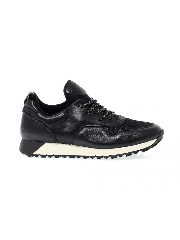 Sneakers Barracuda in pelle