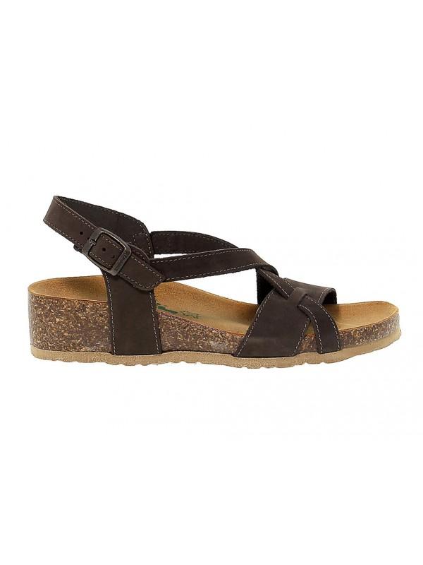 Sandalo con tacco Bionatura - Nuova Collezione Primavera Estate 2019 ... cebf7be145f