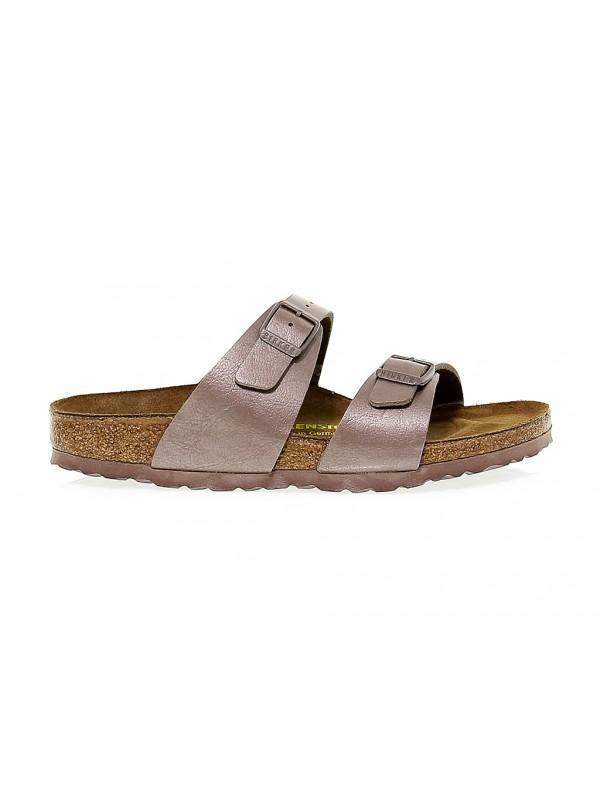 Sandalo basso Birkenstock SYDNEY in pelle