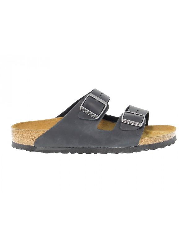 Sandalo basso Birkenstock ARIZONA in pelle