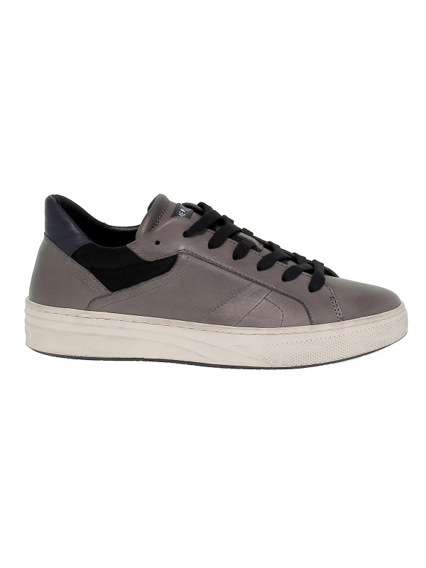 Sneakers Crime London FORCE in pelle