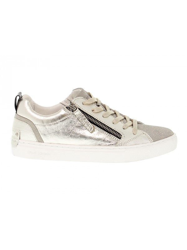 new style 0c124 37f94 Sneakers Crime London JAVA LO in pelle