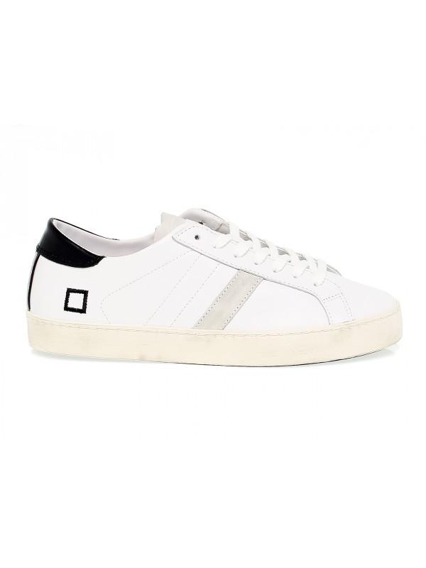 Sneakers D.A.T.E. CALF in pelle