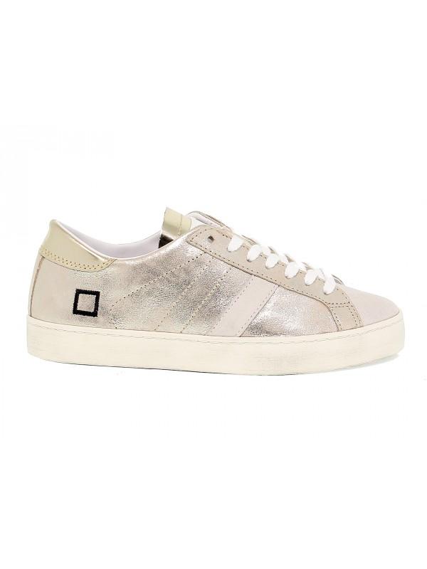 Sneakers D.A.T.E. STARDUST in pelle