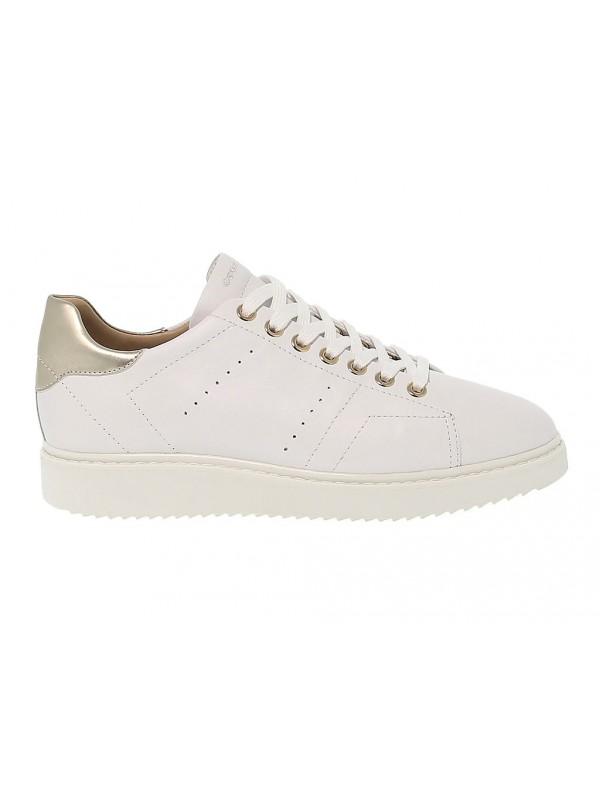 best sneakers dbf05 2d075 Nuova Primavera 2019 Geox Sneakers Pelle Collezione Estate ...