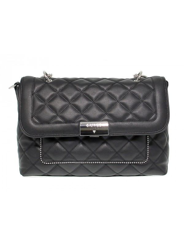 Shopping bag Guess VESPER in pelle