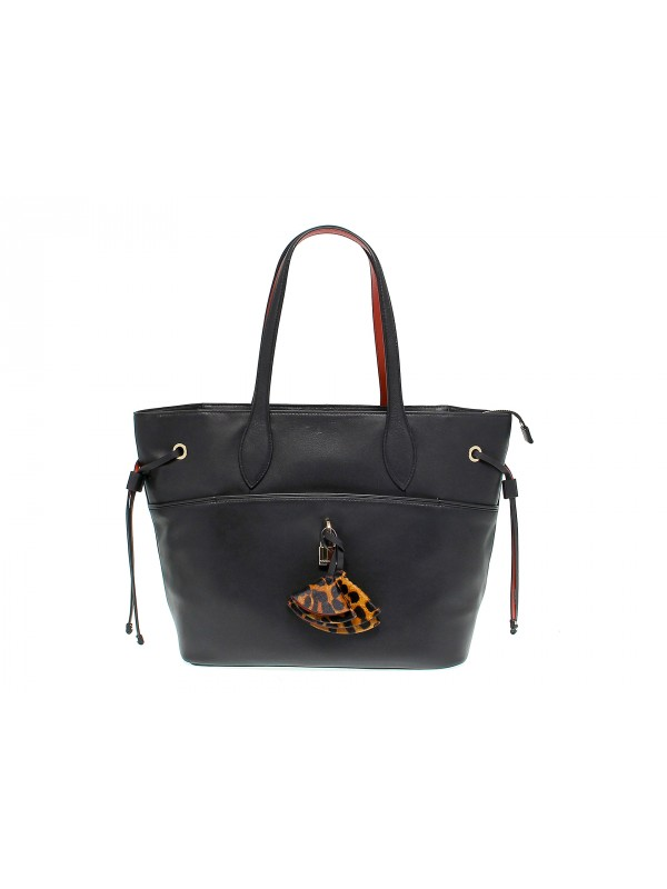 Shopping bag Guess CLEO in pelle