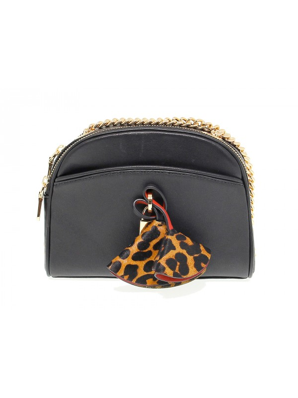 Borsa a tracolla Guess CLEO in pelle