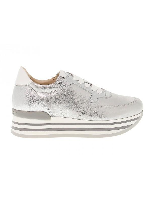 Sneakers Janet Sport OREGON in pelle