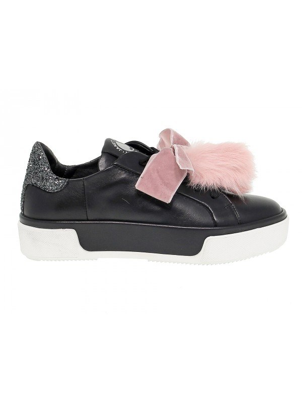 the best attitude f8c2d 61d8c Sneakers Janet Sport NAOMI in pelle