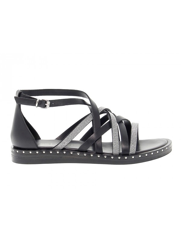 separation shoes 969fd 0df55 Sandalo basso Janet And Janet GIAVA in pelle