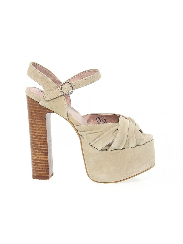 new product 41722 75e32 Sandalo con tacco Jeffrey Campbell DONNAS