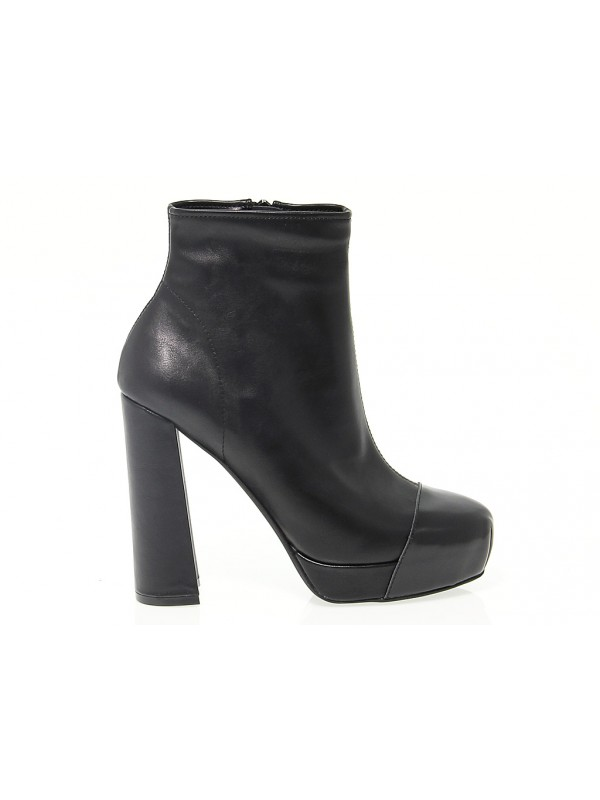 Tronchetto Jeffrey Campbell STRETCH in pelle