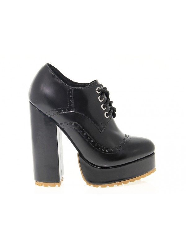 quality design a9a59 83397 Scarpa con tacco Jeffrey Campbell POMEROY in pelle - Guidi ...