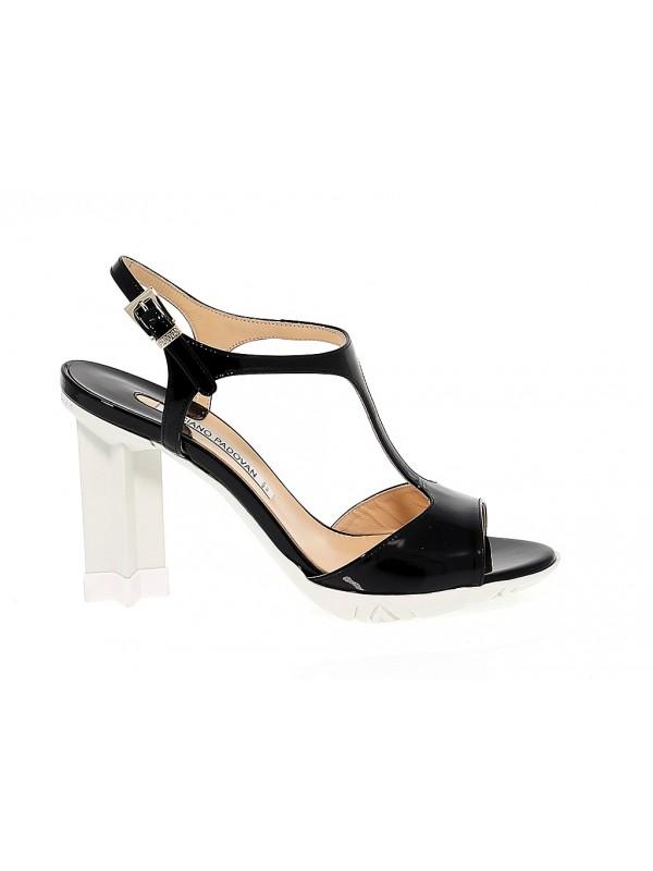Sandalo con tacco Luciano Padovan