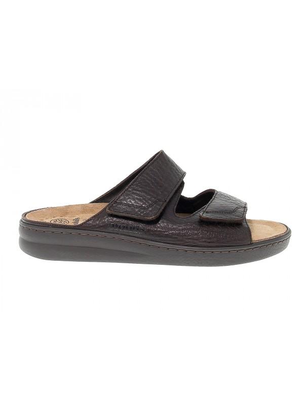 Sandalo Mephisto JAMES in pelle