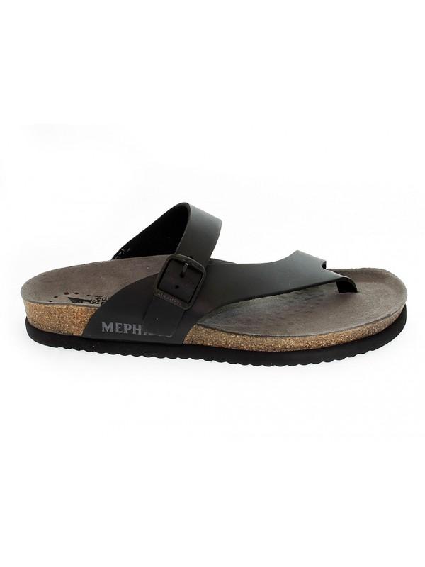 Sandalo Mephisto NIELS in pelle
