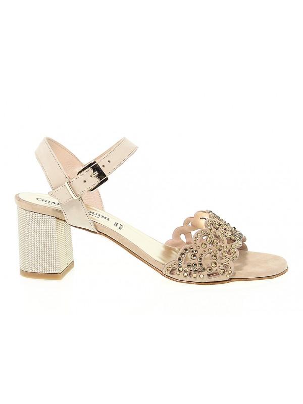 Sandalo con tacco Pasquini Calzature