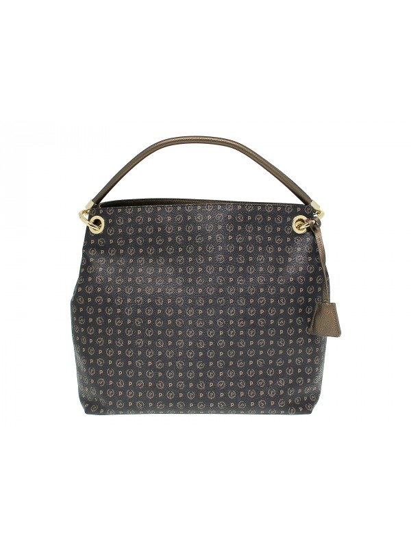 Shopping bag Pollini HERITAGE in pelle