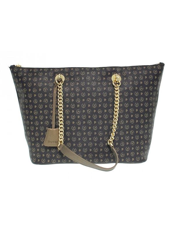 Shopping bag Pollini TAPIRO in pelle