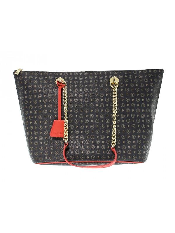 Shopping bag Pollini in pelle