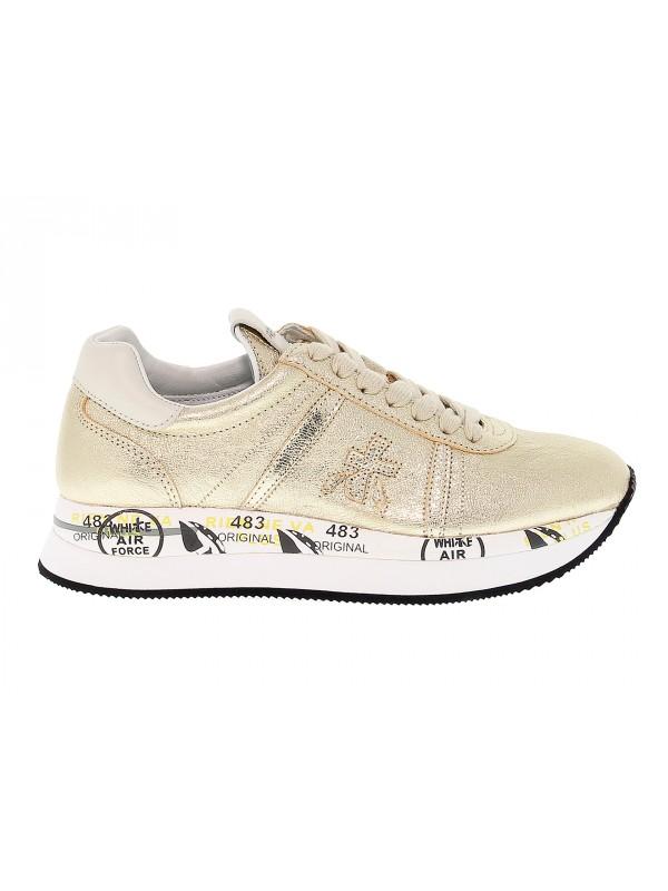 Sneakers Premiata CONNY 2982 in pelle