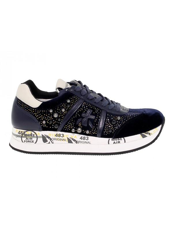 Sneakers Premiata CONNY 3364 in pelle