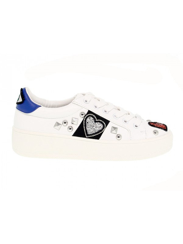 Sneakers Steve Madden BLASTOFF in pelle