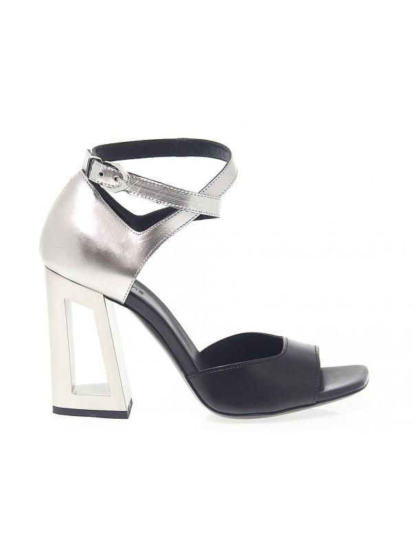buy popular 0f441 53f18 Sandalo con tacco Vic Matie in pelle