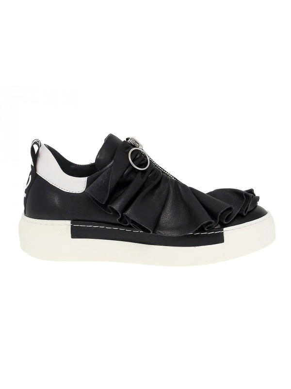 Sneakers Vic Matie in pelle