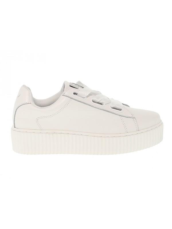 Sneakers Windsor Smith OLYVIA in pelle