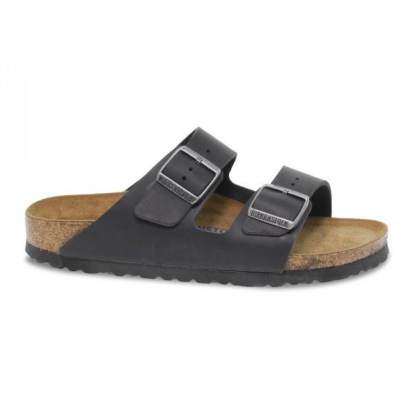 Sandalo Birkenstock ARIZONA in pelle nero