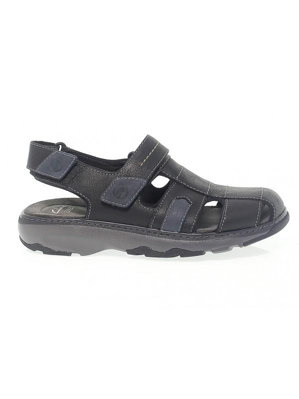 Sandalo Clarks RAFFE BAY in pelle