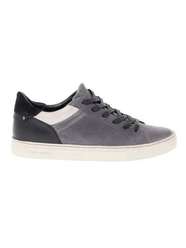 Sneakers Crime London in pelle