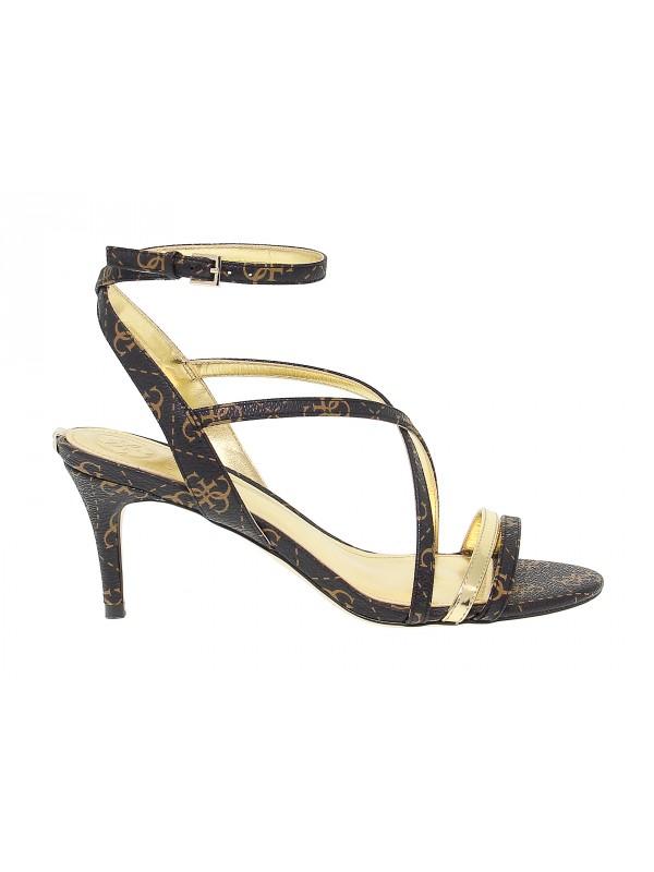 Sandalo con tacco Guess NYLAH4