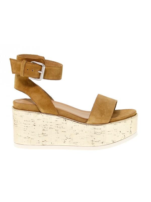 Sandalo con tacco Janet Sport BAHAMAS
