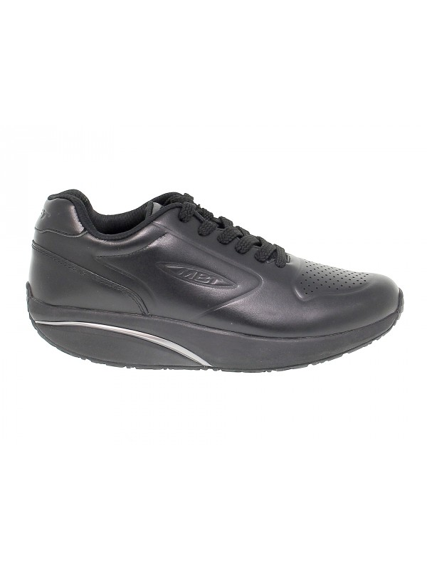 Sneakers MBT 1997 ACTIVE LEATHER CLASSIC M in pelle nero
