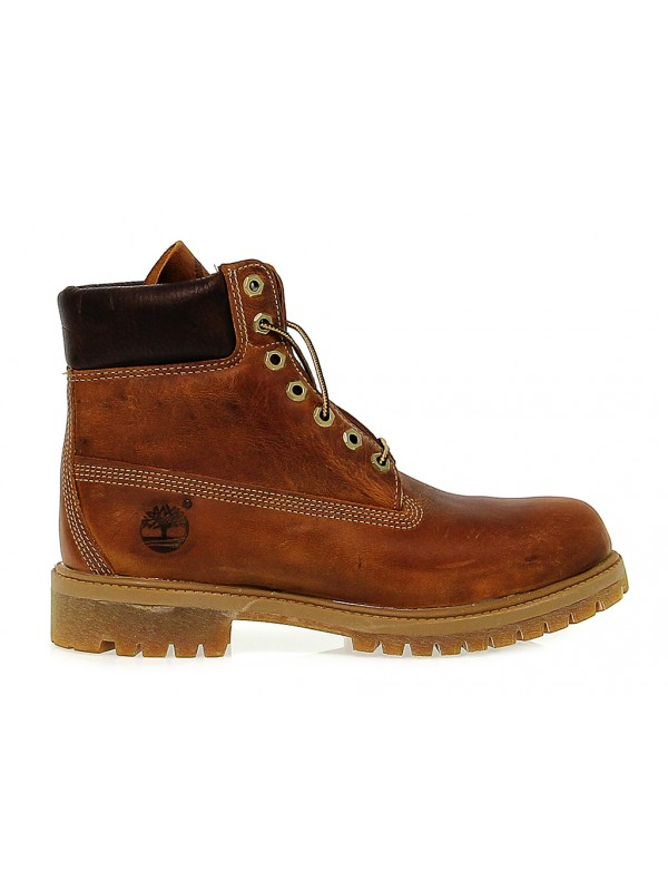 Polacco Timberland in pelle