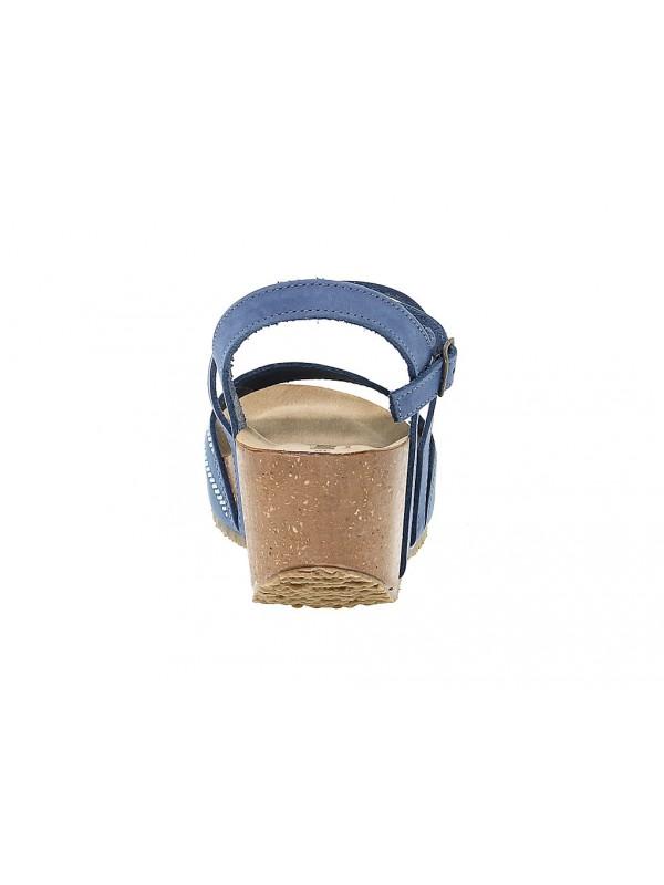 Sandalo alto Bionatura 24A810 J
