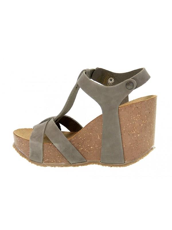 Sandalo alto Bionatura 29A733 F