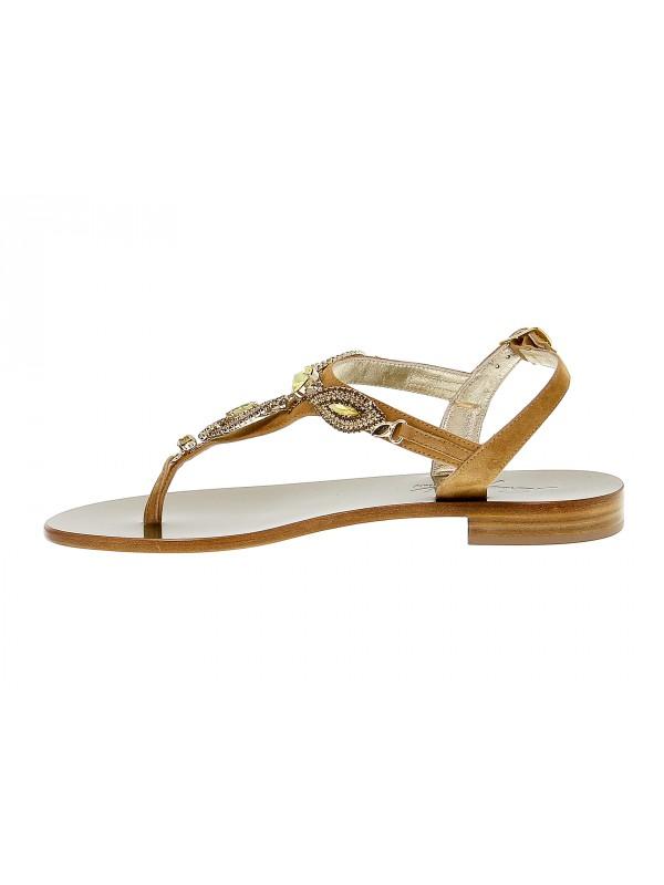 Sandalo basso Capri SM41