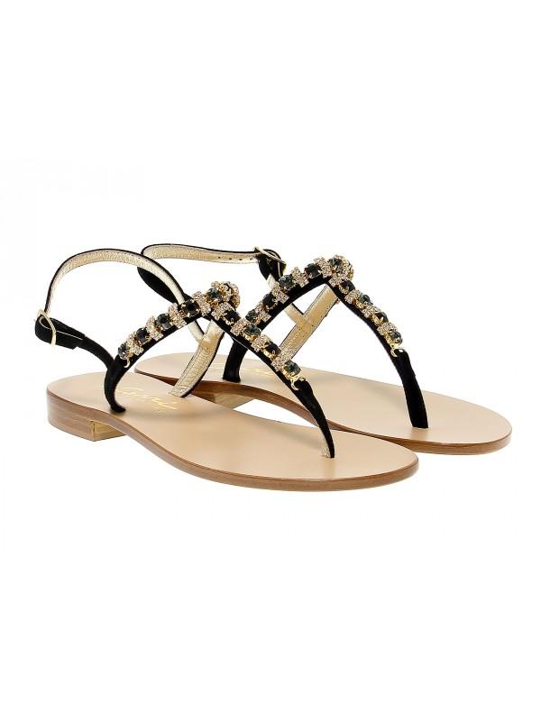 Sandalo basso Capri SM56