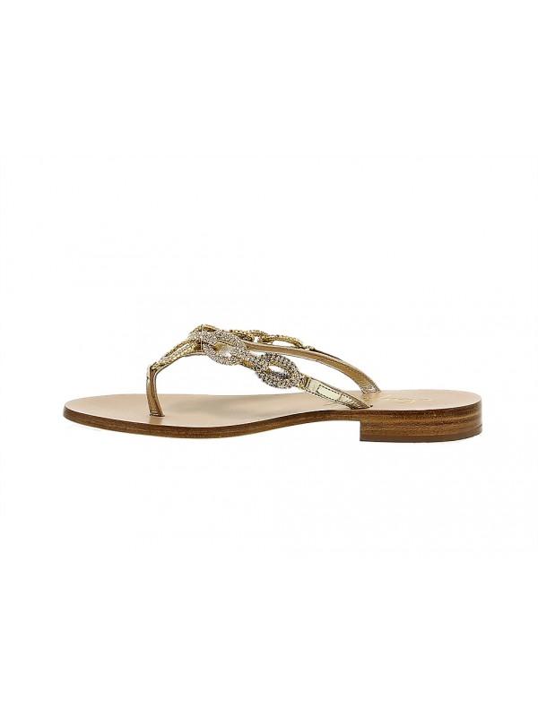 Sandalo basso Capri SO8 P
