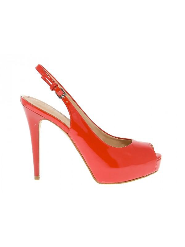 Sandalo alto Guess FLHU91