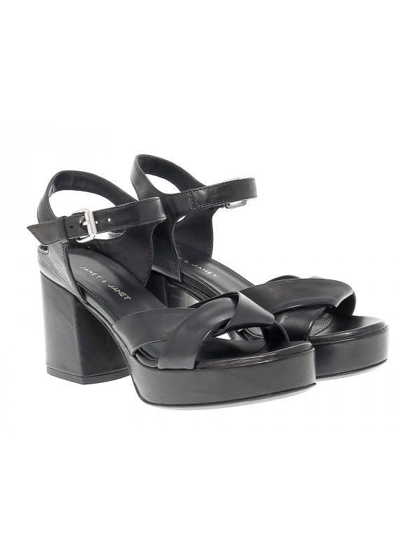 Sandalo alto Janet And Janet 41205