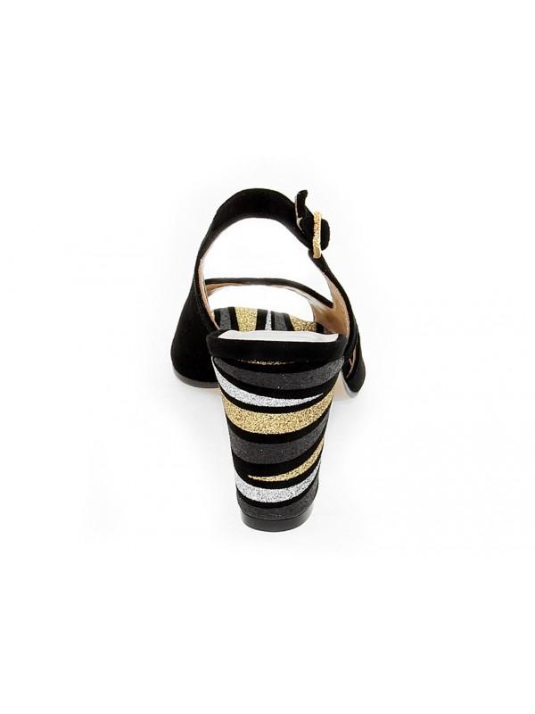 Sandalo alto Martina 13333