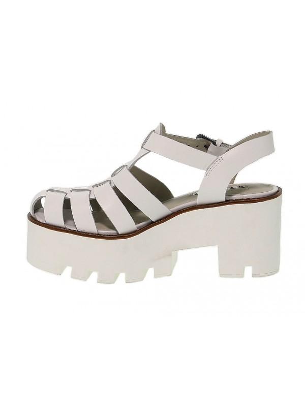 Sandalo alto Windsor Smith FLUFFY B
