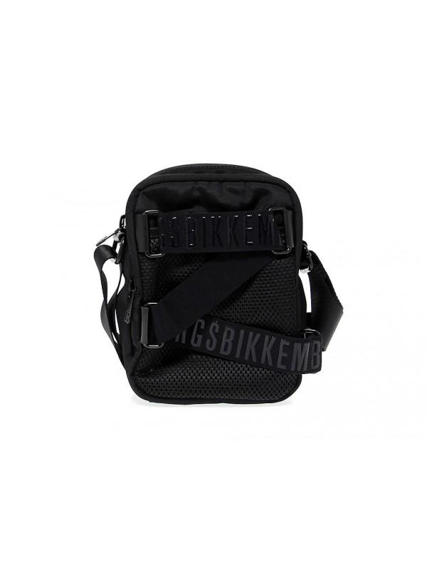 Shoulder bag Bikkembergs REPORTER in leather